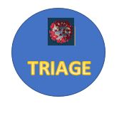 Triage Santaan